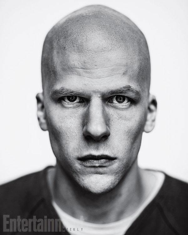 Jesse Isenberg Lex Luthor Batman Suprman