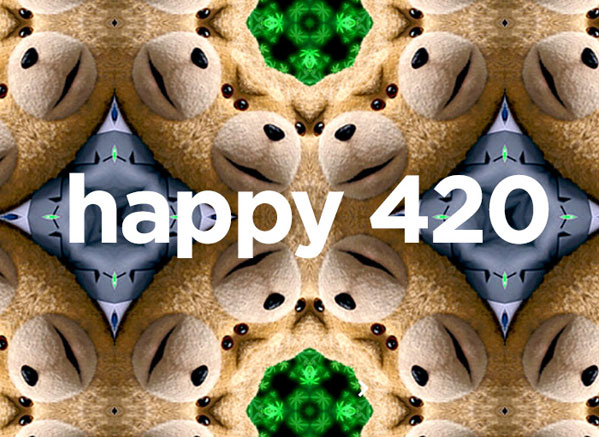 Happy 420 Legalize Ted