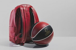 Unofish Crimson Bag Basketball