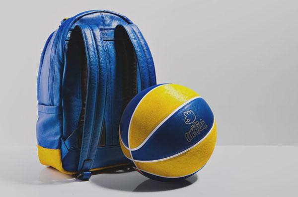 Unofish State Bag Basketball