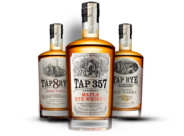 TAP Canadian Whisky