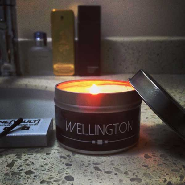 Benevault Wellington Candle
