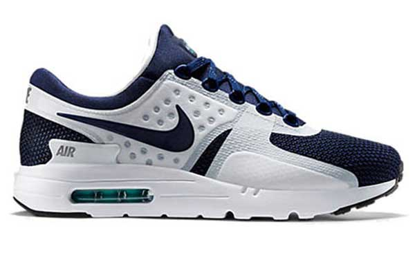 Nike Air Max Zero White Navy
