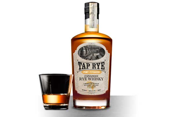 Tap Rye Canadian Whisky