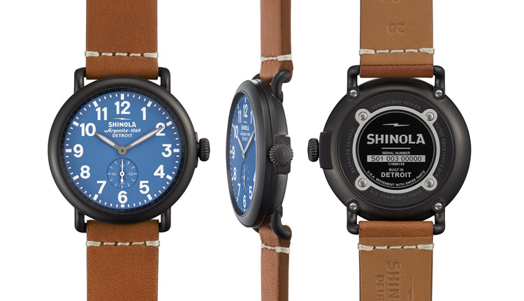 Shinola RUNWELL 41mm WatchShinola RUNWELL 41mm Watch