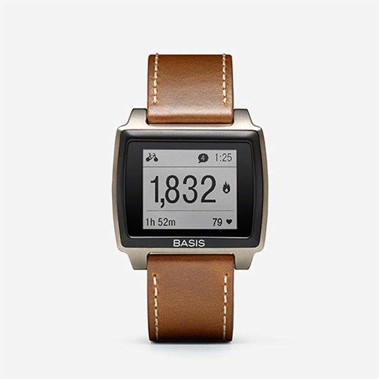 Basis Watch Titanium