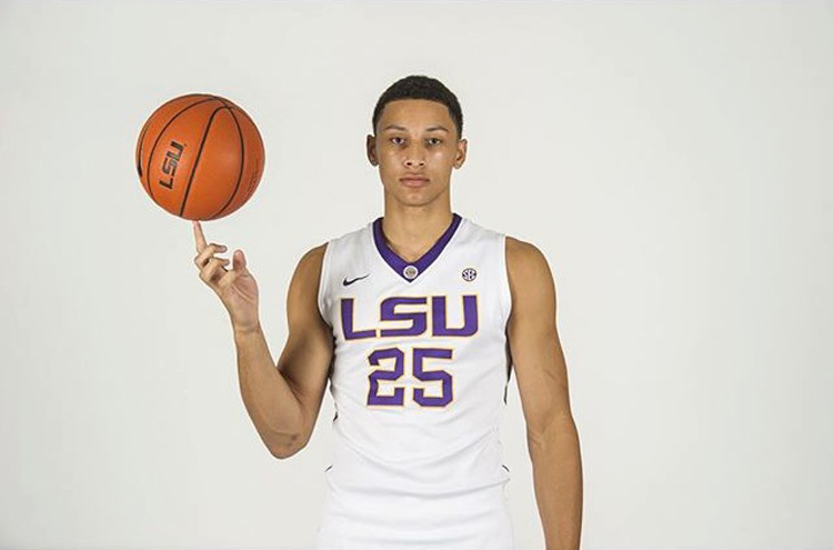Ben Simmons LSU Basketball Player