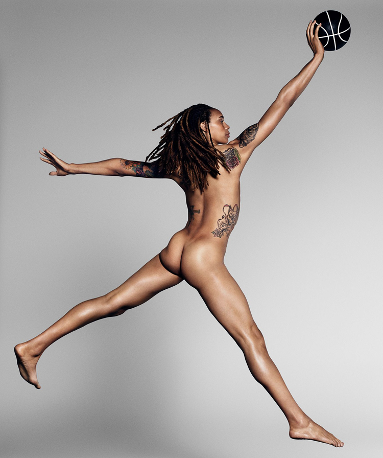 Brittney Griner Espn Body Issue