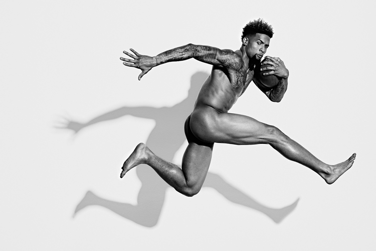Odell Beckham Espn Body Issue