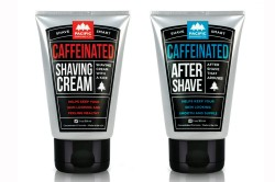 Pacific Shaving Caffeinated Shave Set