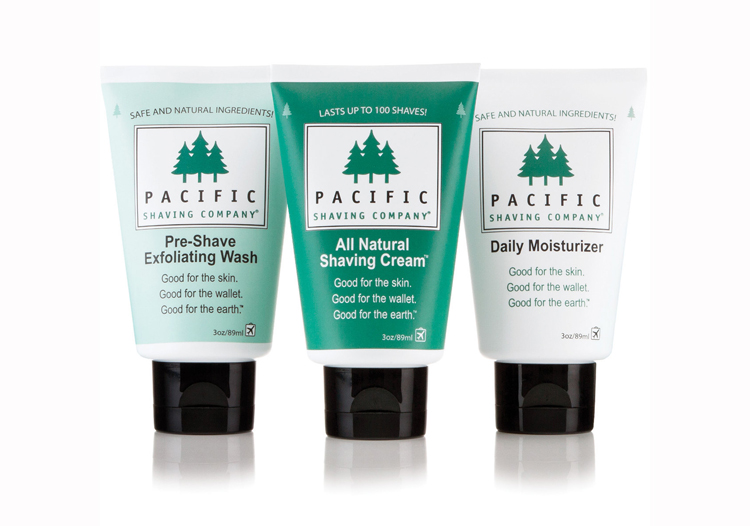 Pacific Shaving Company Caffeinated