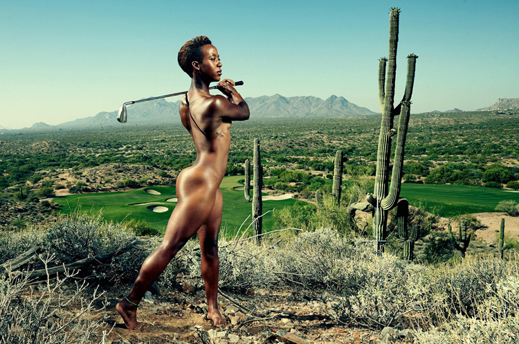 Sadena Parks Espn Body Issue