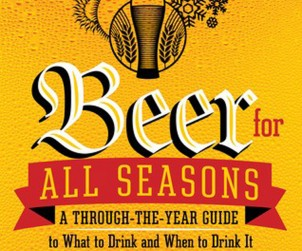 Beer For All Seasons Book Cover