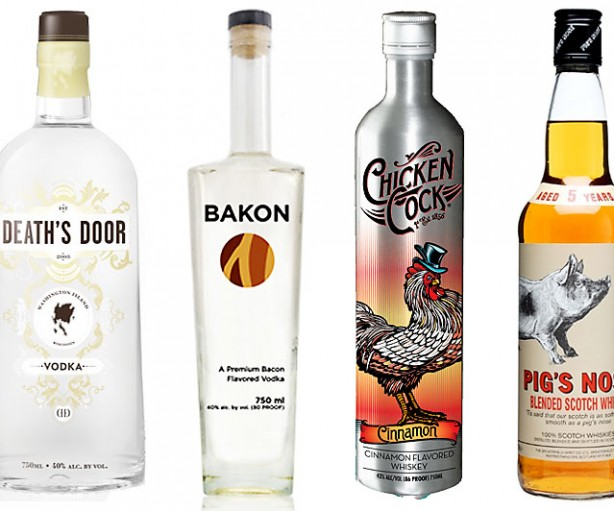 Weird Alcohol Names
