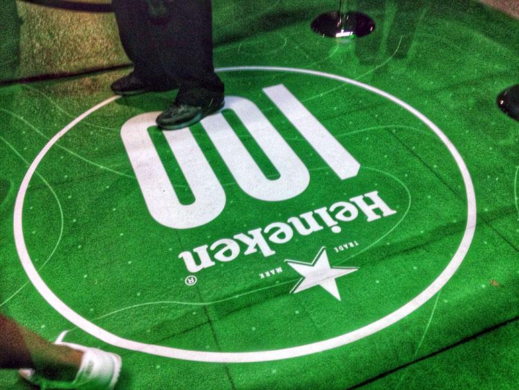 #Heineken100 Union LA