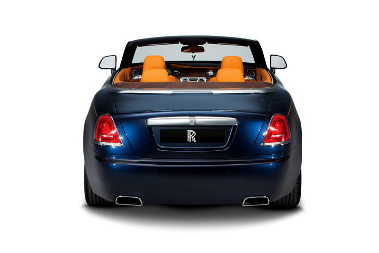 Rolls Royce Dawn Photo