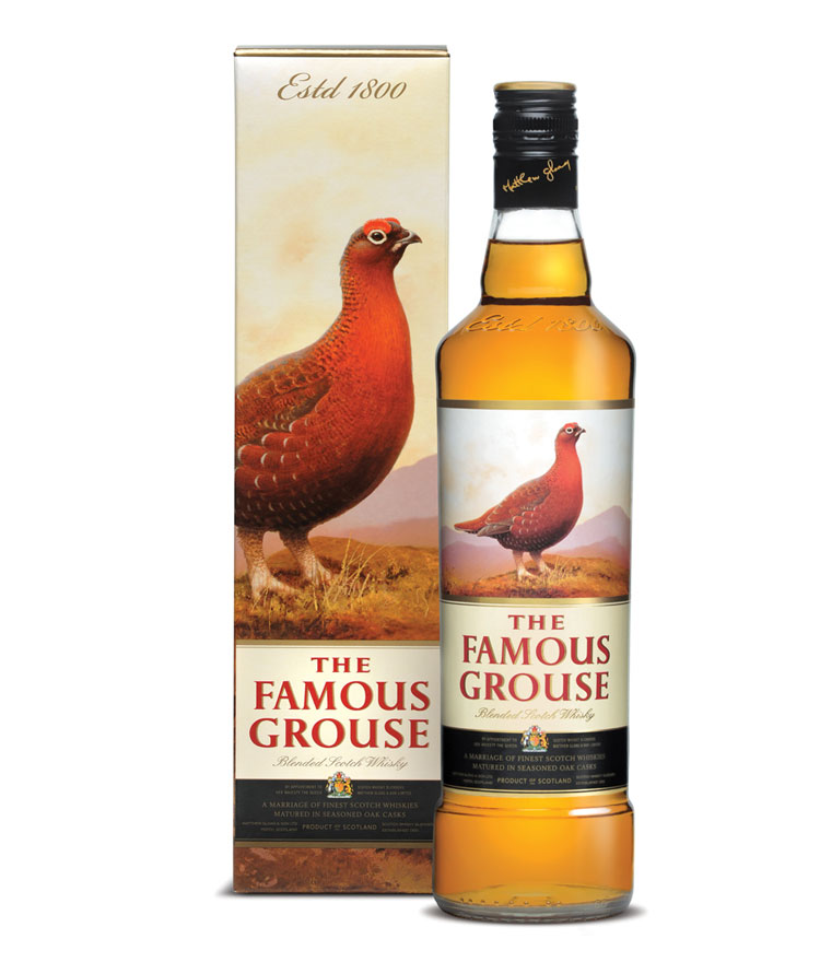 The Famous Grouse Whiskey