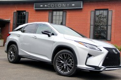 All New 2016 Lexus Rx