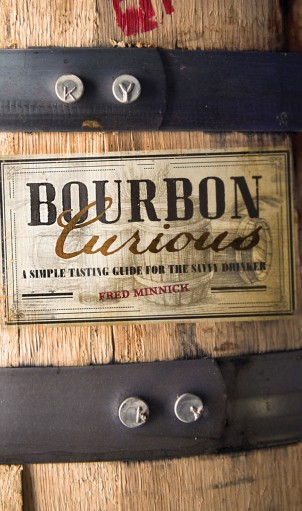 Bourbon Curious Book