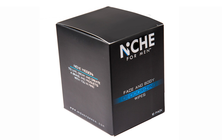 Face Body Wipe Niche For Men