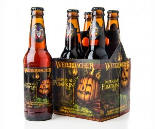 Weyerbacher Imperial Pumpkin Ale Beer