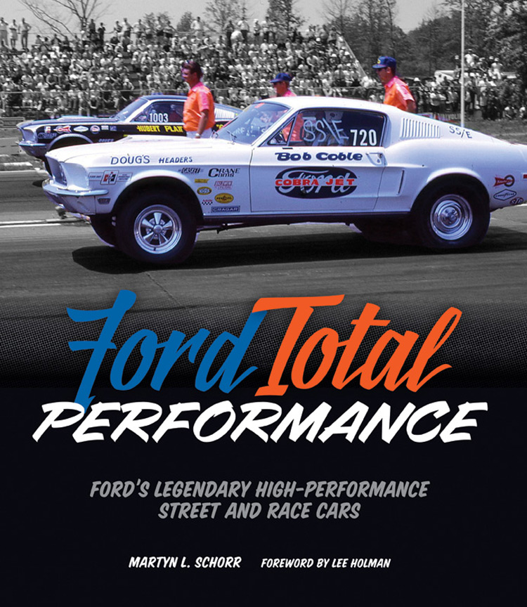 Ford Total Performance Book