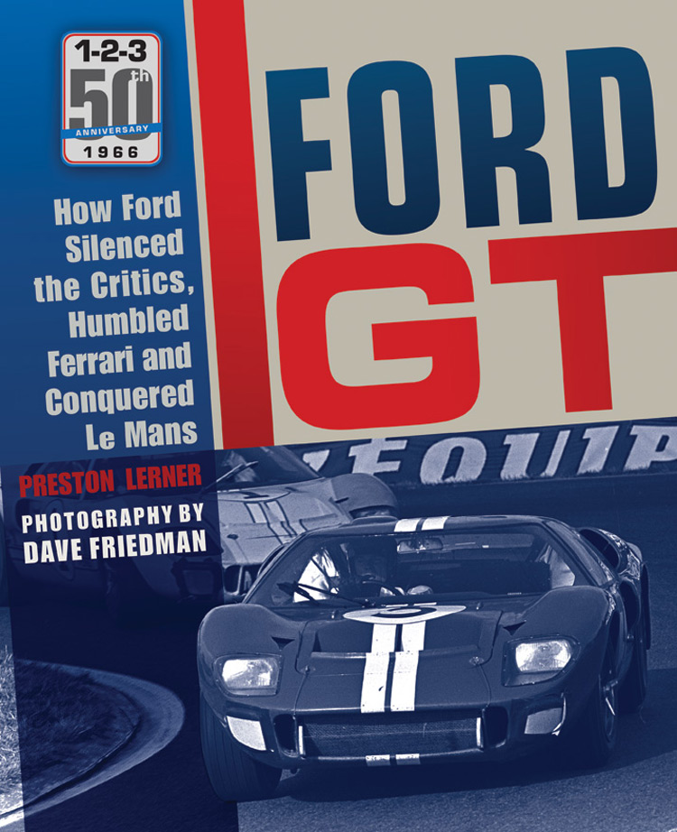 How Ford Silenced Critics Gt Book