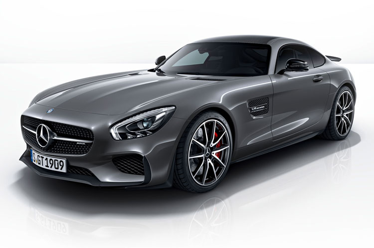 2016 Mercedes AMG GT S 1