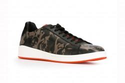 Alexander McQueen Low Camouflage Sneakers