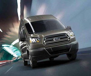 Ford Transit Power Truck