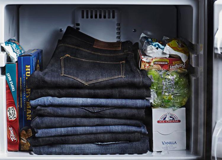 Style Hacks Jeans Freezer