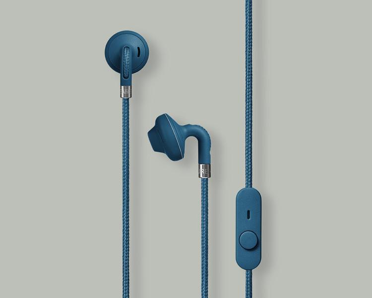 Urbanears Sumpan Earbuds Blue
