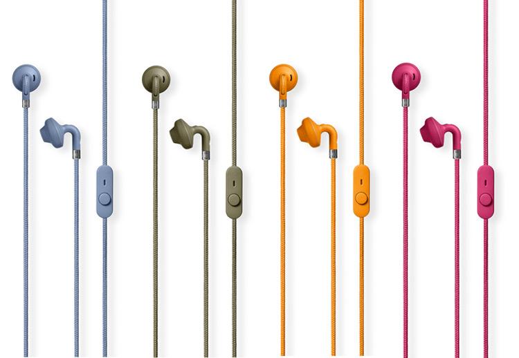 Urbanears Sumpan Earbuds Colors
