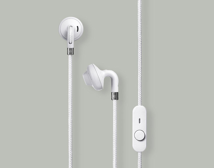 Urbanears Sumpan Earbuds White