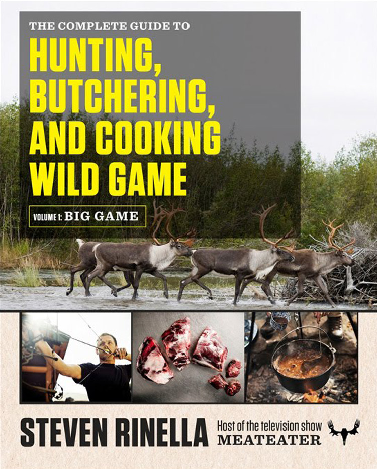 Complete Guide Hunting Butchering Cooking Wild Game CookBook