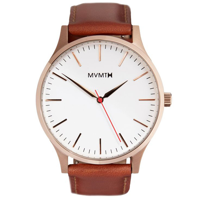 MVMT 40 Rose Watch
