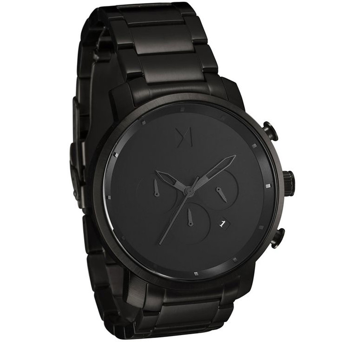 MVMT Chrono All Black Watch