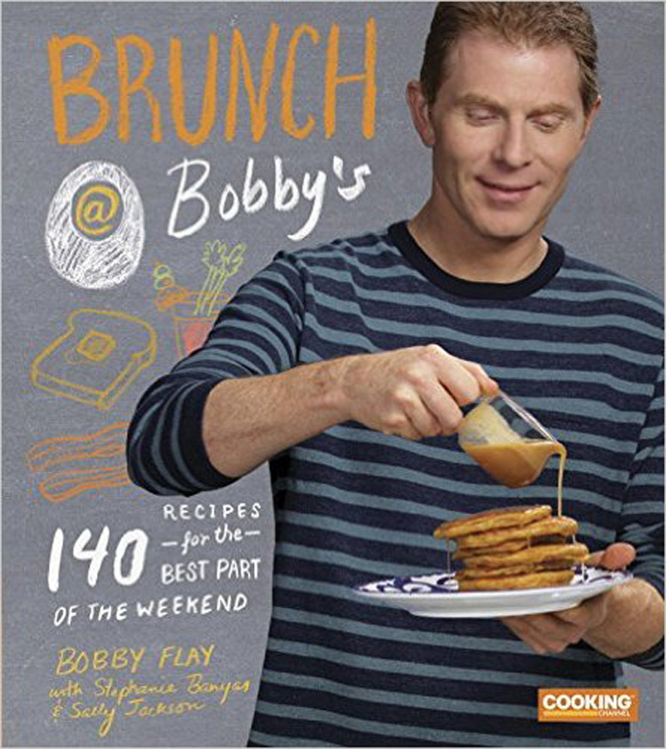 Brunch At Bobby's Cookbook