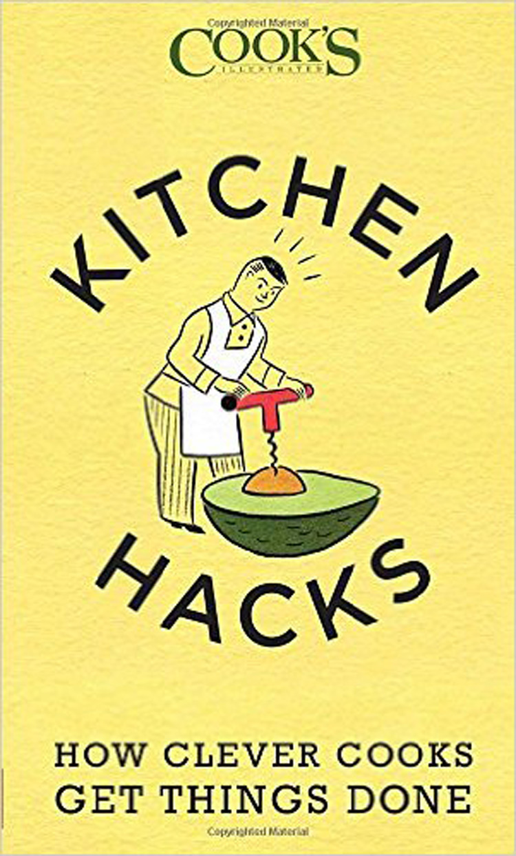 Kitchen Hack Cookbook