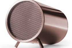 Leff Amsterdam Tube Audio Speakers Copper