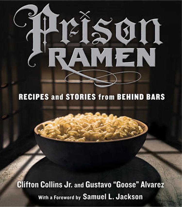 Prison Ramen Cookbook
