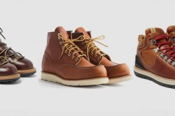 Stylish Hiker Leather Boots 1