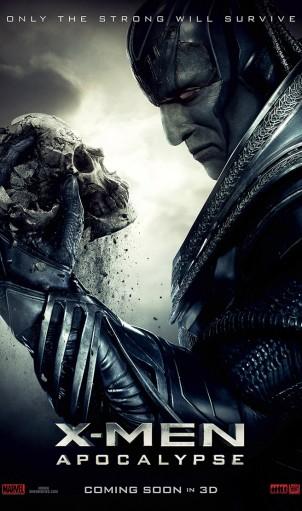 Xmen Apocalypse Poster
