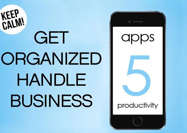 Apps Productivity Organized 1