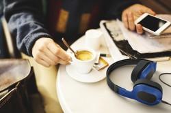 Kef M400 Headphones