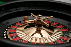 Roulette Table Wheel