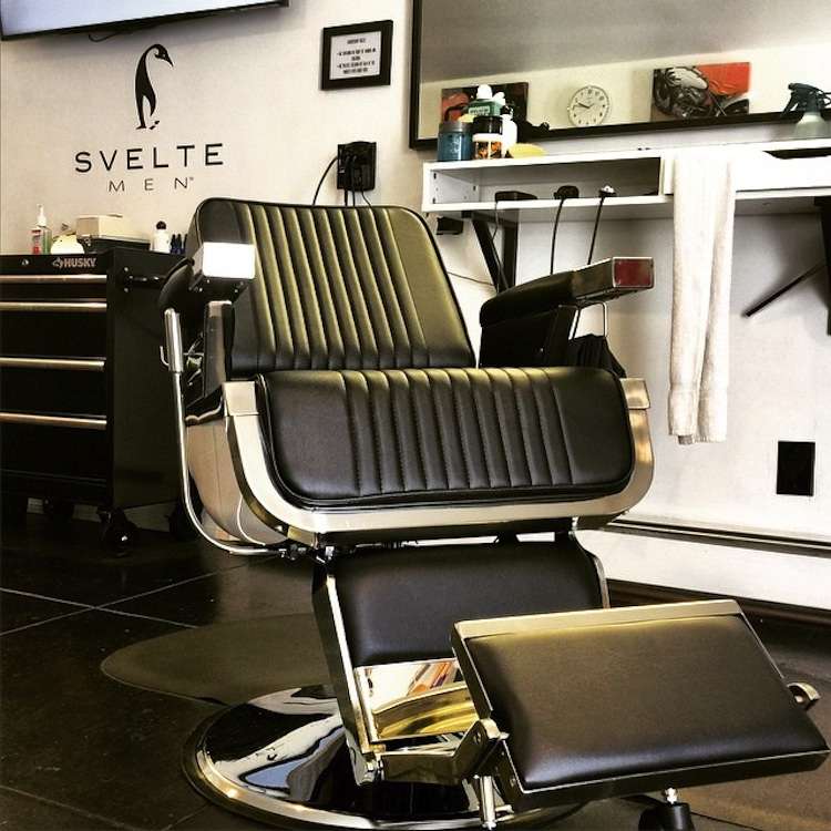 Svelte Men Barbershop