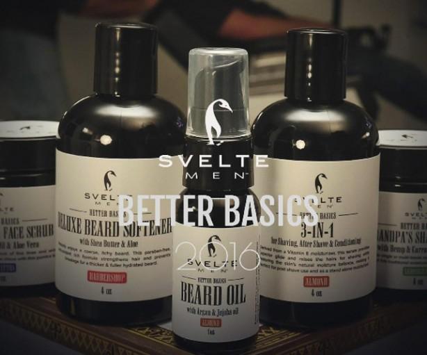 Svelte Men Products Barbershop