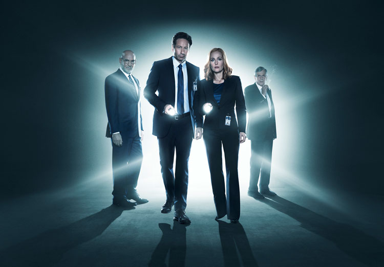 X Files Reopened