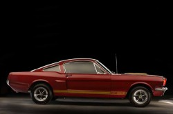 Art Of Mustang 1966 Shelby GT350H